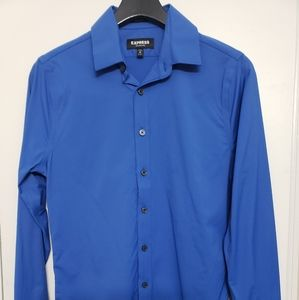 Express Performance Dress Shirt